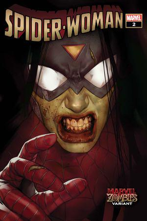 Spider-Woman #2  (Variant)