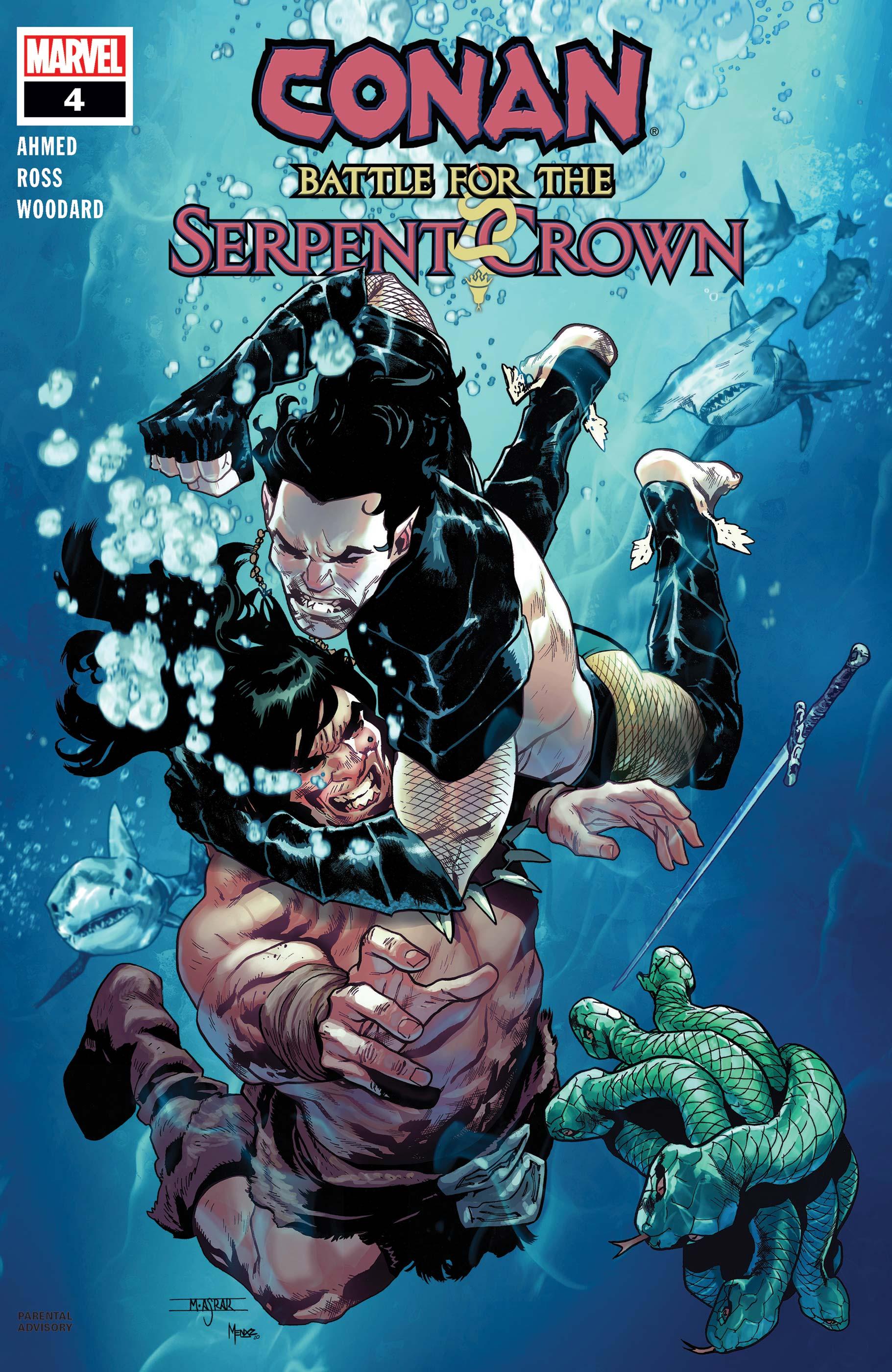 Conan: Battle for the Serpent Crown (2020) #4