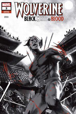 Wolverine: Black, White & Blood (2020) #3 (Variant)