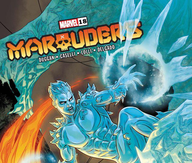Marauders #18