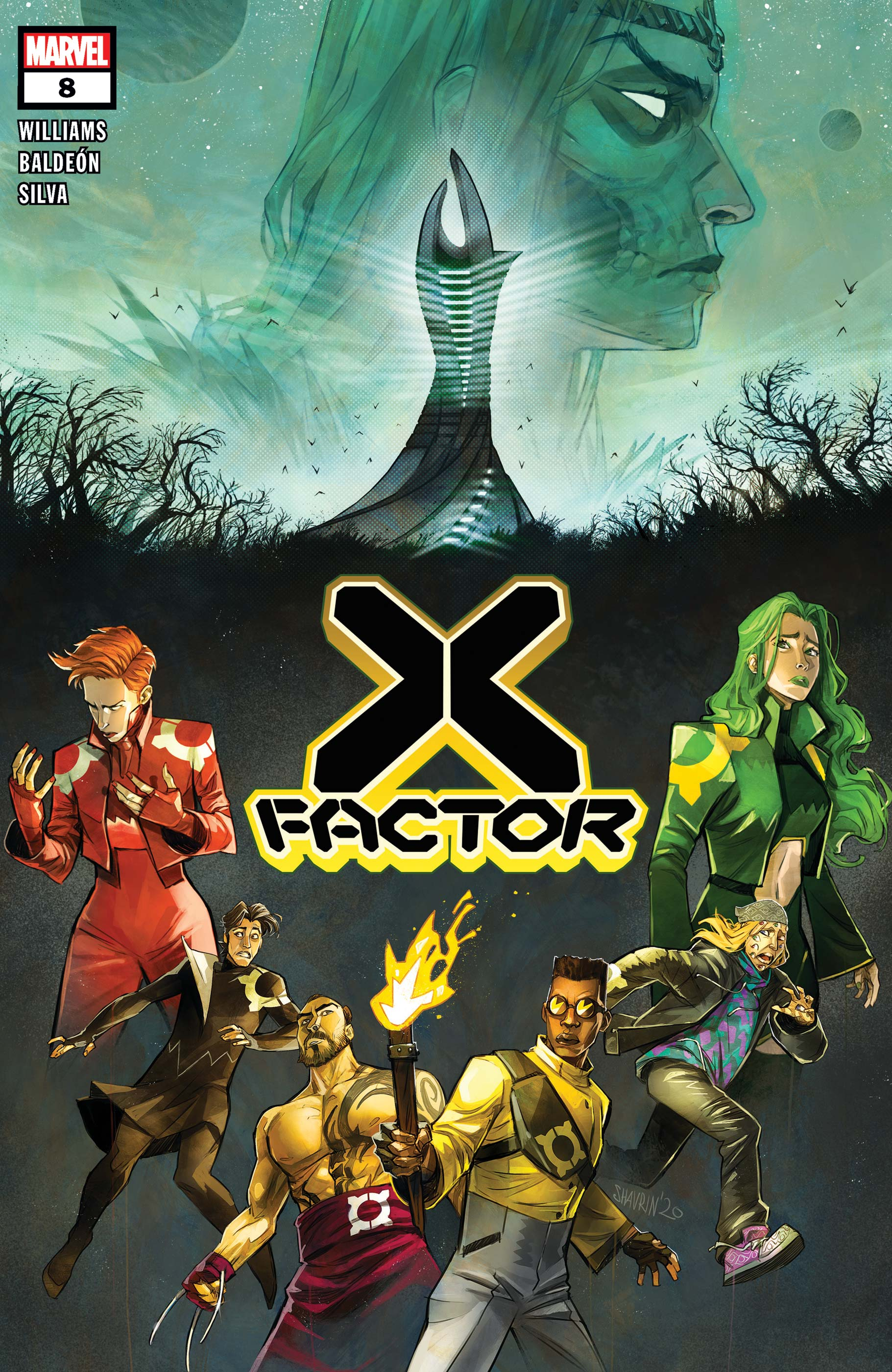 X-Factor (2020) #8