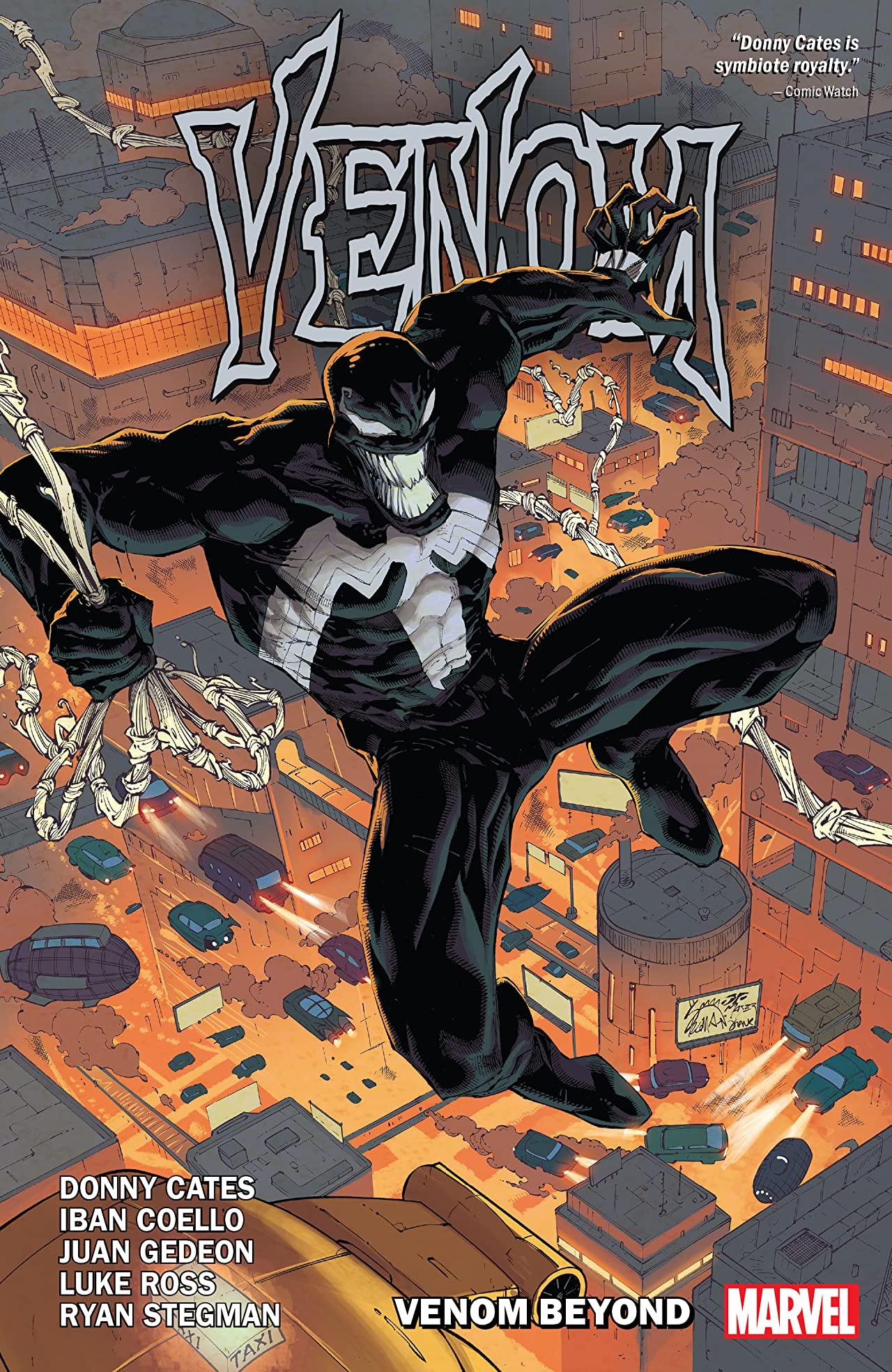 Venom by Donny Cates Vol. 5: Venom Beyond (Trade Paperback)