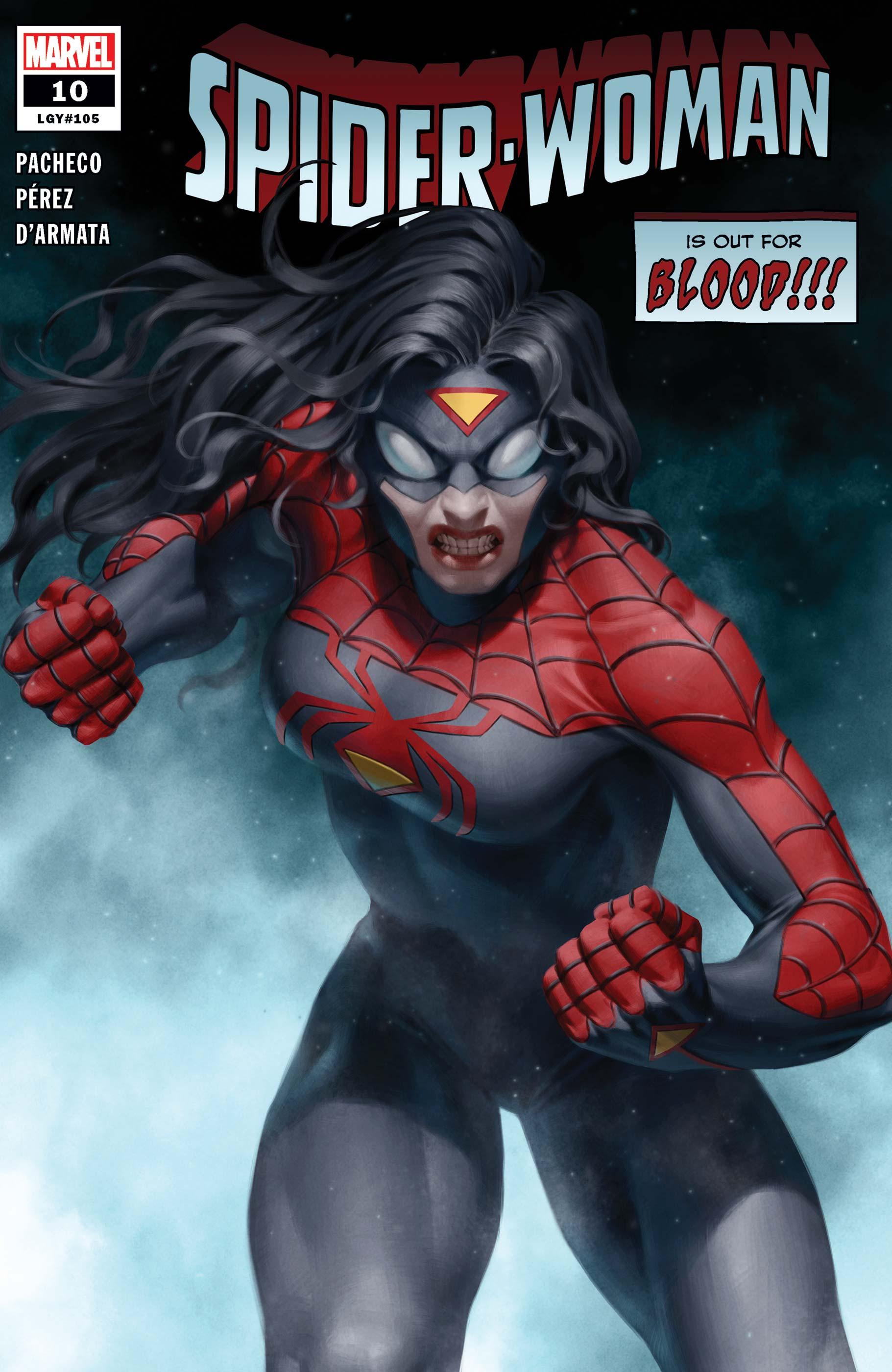 Spider-Woman (2020) #10