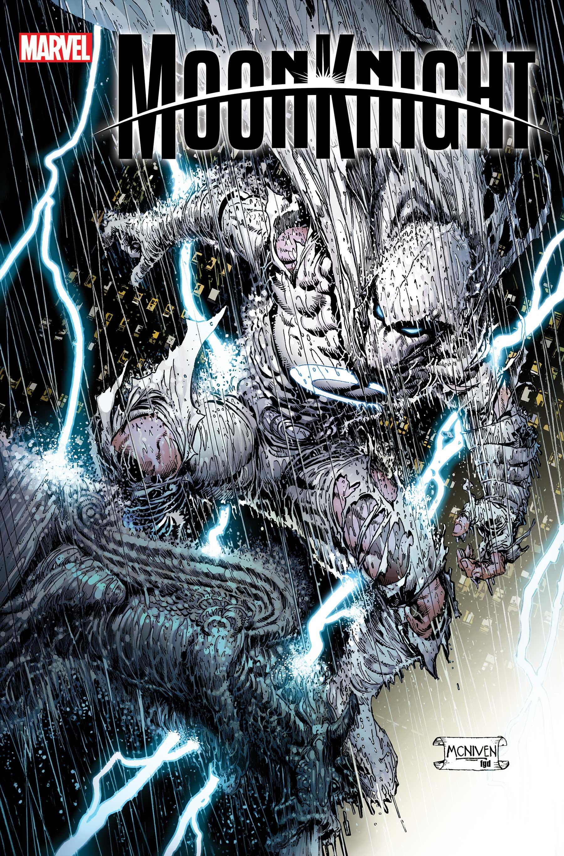 Moon Knight (2021) #1