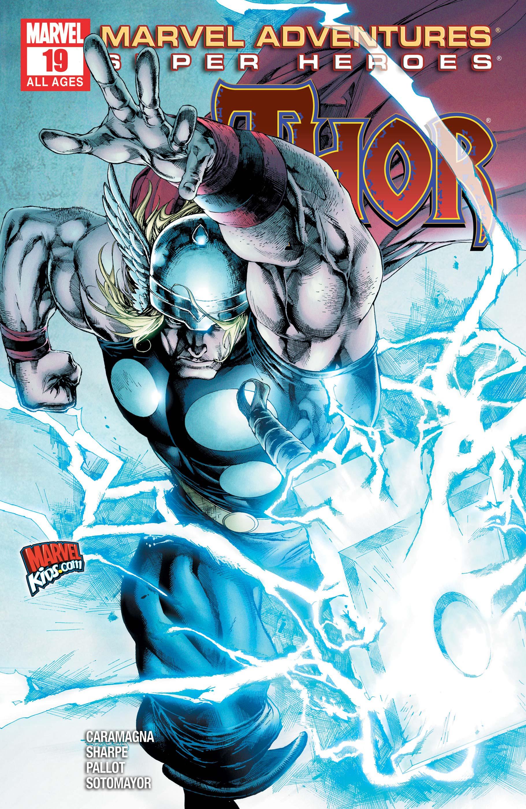 Marvel Adventures Super Heroes (2010) #19