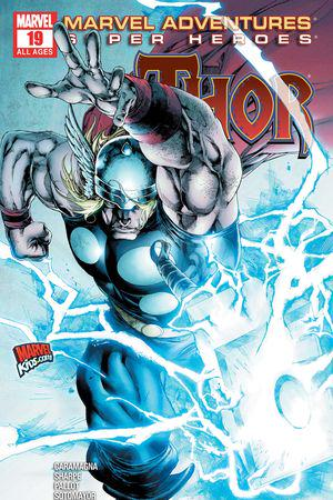 Marvel Adventures Super Heroes #19