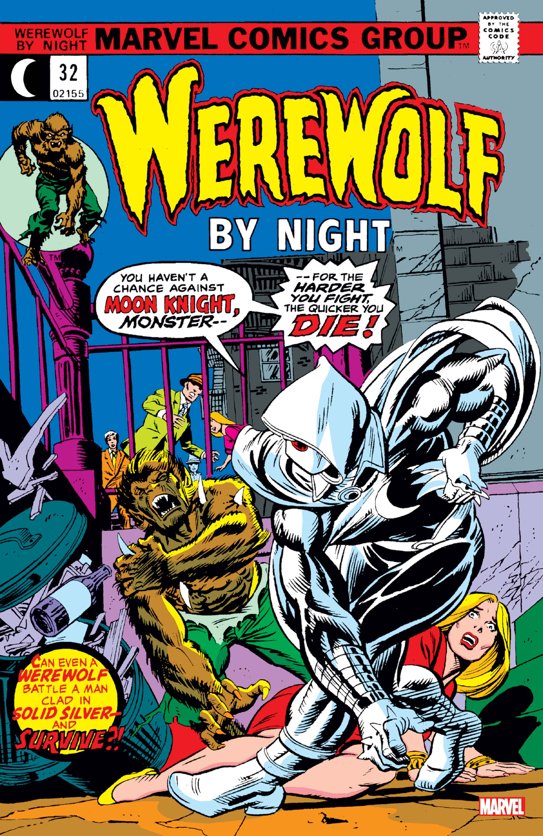 Werewolf by Night 32 Facsimile Edition  (2021) #1