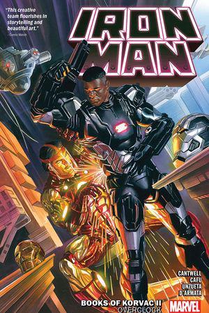 Iron Man Vol. 2: Books Of Korvac II - Overclock (Trade Paperback)