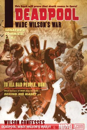 Deadpool: Wade Wilson's War #1