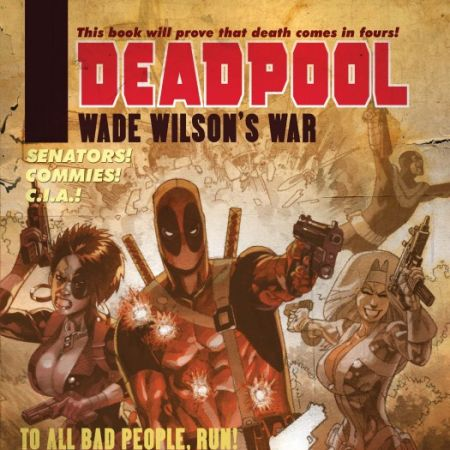 Deadpool: Wade Wilson's War (2010) #1