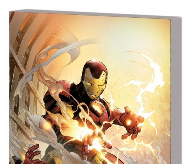 Iron Man/Captain America Team-Up (Trade Paperback)