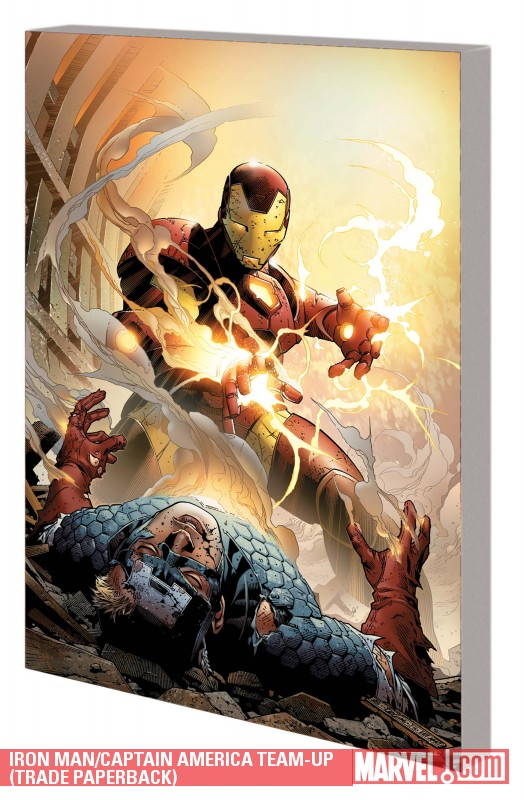 Iron Man/Captain America Team-Up (Trade Paperback)