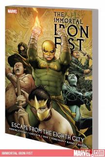 Immortal Iron Fist Vol. 5 (Trade Paperback)