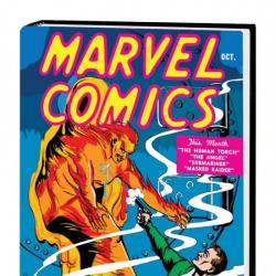 GOLDEN AGE MARVEL COMICS OMNIBUS VOL. 1 HC (CLASSIC COVER)