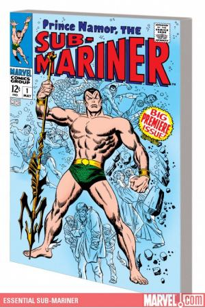 Essential Sub-Mariner Vol. 1 (2009 - Present)