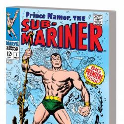 Essential Sub-Mariner Vol. 1