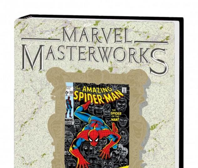 MARVEL MASTERWORKS: THE AMAZING SPIDER-MAN (VARIANT)