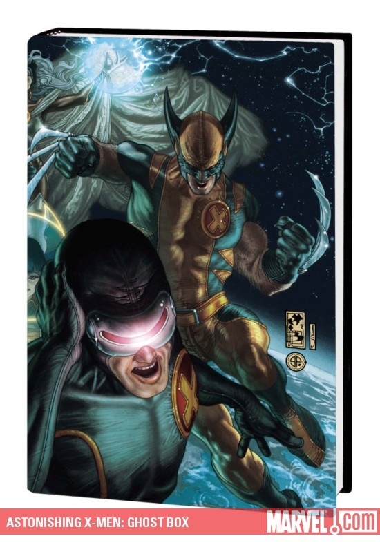 Astonishing X-Men: Ghost Box (Hardcover)