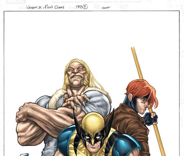 WOLVERINE: TALES OF WEAPON X GN #0