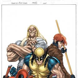 Wolverine: Tales of Weapon X GN (2009 - Present)