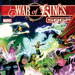 War of Kings Saga (2008) #1