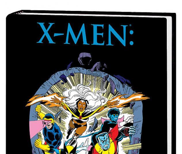 X-MEN: PROTEUS PREMIERE #1