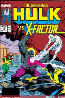 Incredible Hulk #336
