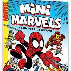 Mini Marvels: Rock, Paper, Scissors