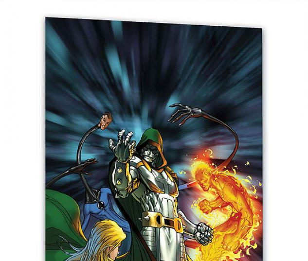 FANTASTIC FOUR: THE BEGINNING OF THE END TPB #0