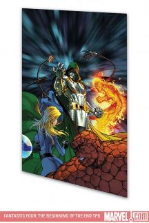 Fantastic Four: The Beginning of the End (Trade Paperback)