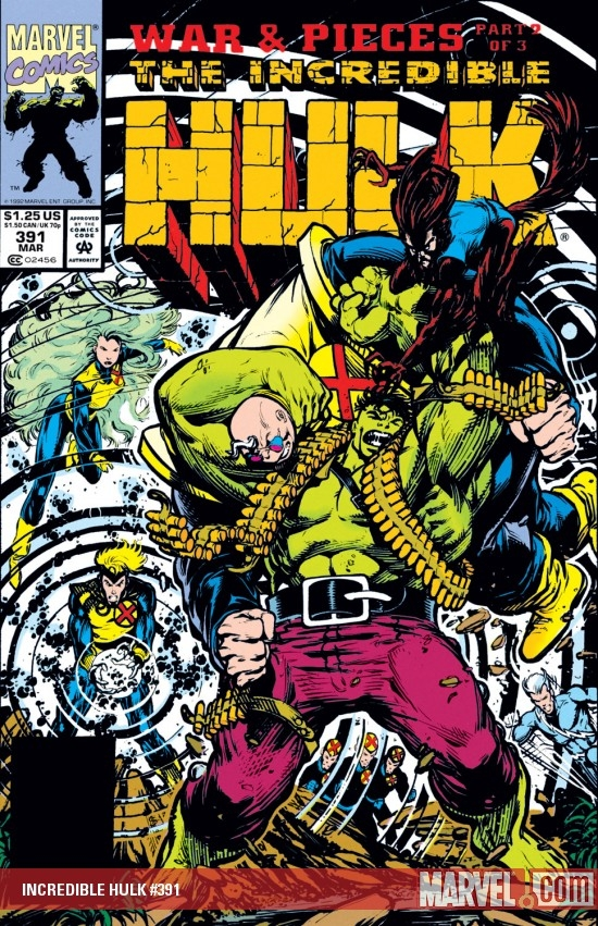Incredible Hulk (1962) #391