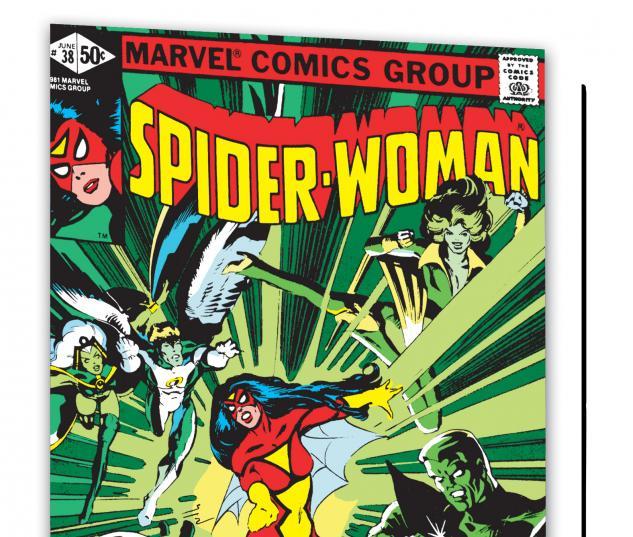 ESSENTIAL SPIDER-WOMAN VOL. 2 #0