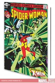 Essential Spider-Woman Vol. 2 (Trade Paperback)