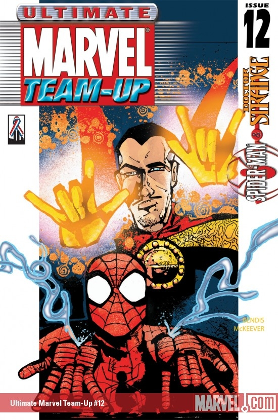 Ultimate Marvel Team-Up (2001) #12
