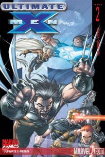 Ultimate X-Men (2000) #2