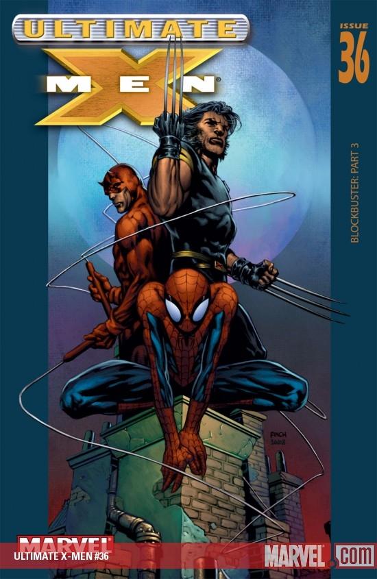 Ultimate X-Men (2000) #36