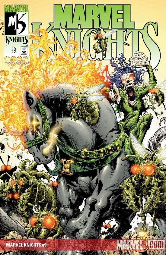 Marvel Knights (2000) #9