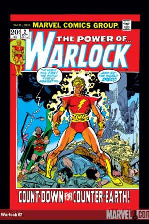 Marvel Masterworks: Warlock Vol. (2007)