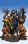 All-New Official Handbook of the Marvel Universe A to Z (2006) #6