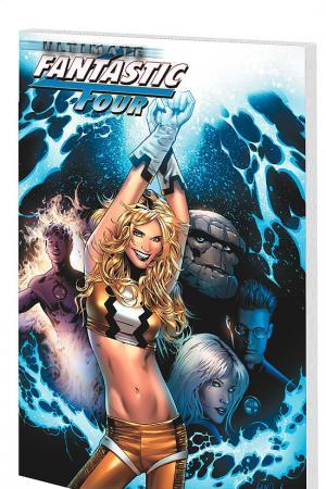 Ultimate Fantastic Four Vol. 4: Inhuman (2005)