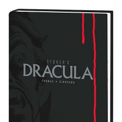 STOKER'S DRACULA COVER