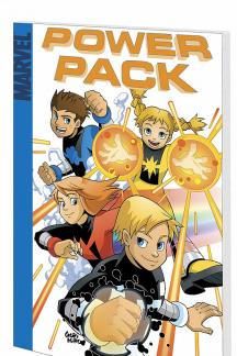 Power Pack: Pack Attack! (Digest)
