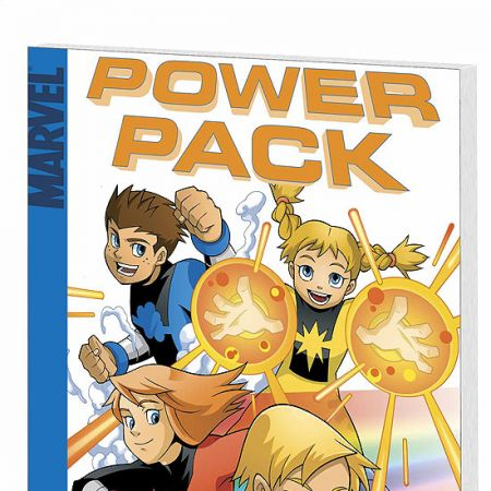 POWER PACK: PACK ATTACK! COVER