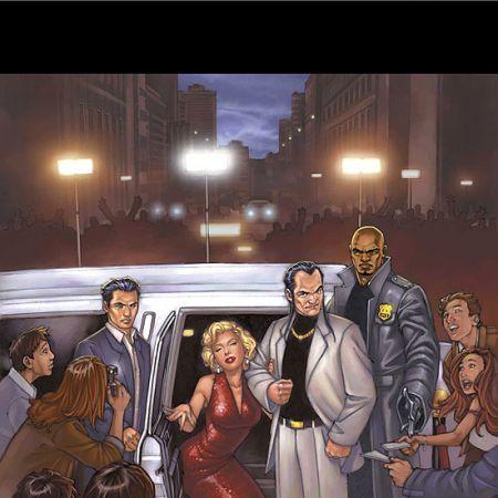 MUTOPIA X (2007) #1 COVER