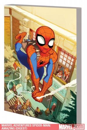 Marvel Adventures Spider-Man: Amazing (Digest) (2010)
