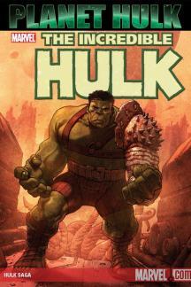 Hulk Saga #0