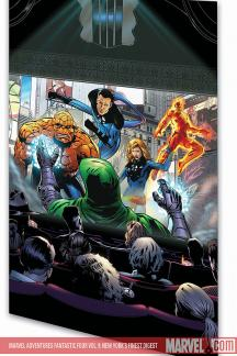Marvel Adventures Fantastic Four Vol. 9: New York's Finest (Digest)