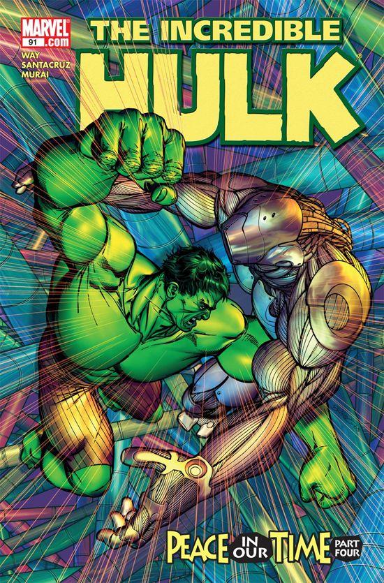Hulk (1999) #91