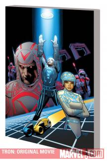 Tron: Original Movie Adaptation GN-TPB (Graphic Novel)