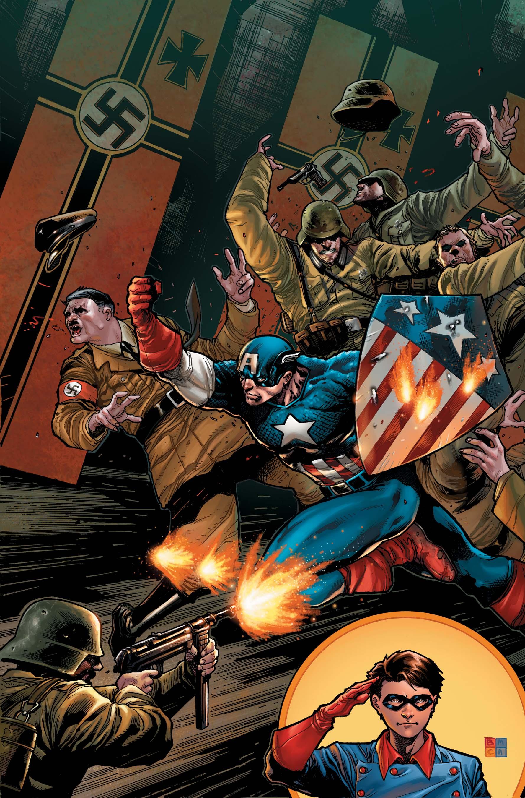 Captain America Comics: 70th Anniversary Edition (2010) #1